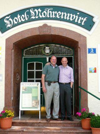 Oswald Kaufmann & Jakob Schmidlechner